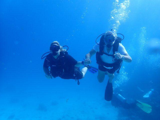 Discover Scuba Duikcursus en Open Water Duikcursus: wat is het verschil?