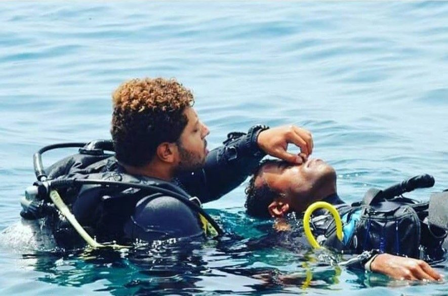 Duiken-Hurghada Seagate - Rode Zee - Egypte - Padi Rescue Duikcursus