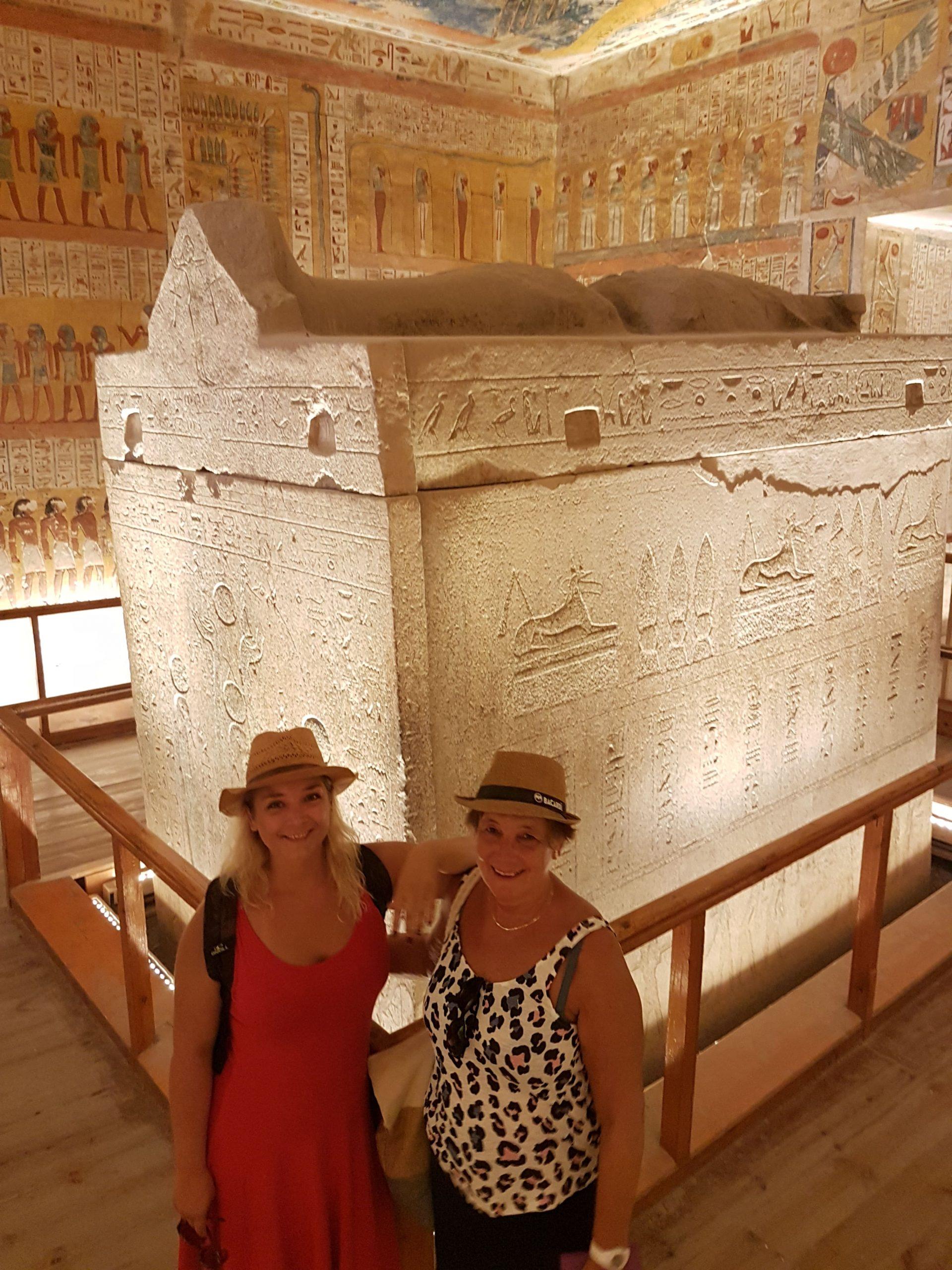 Duiken Hurghada Seagate, Excursie Luxor