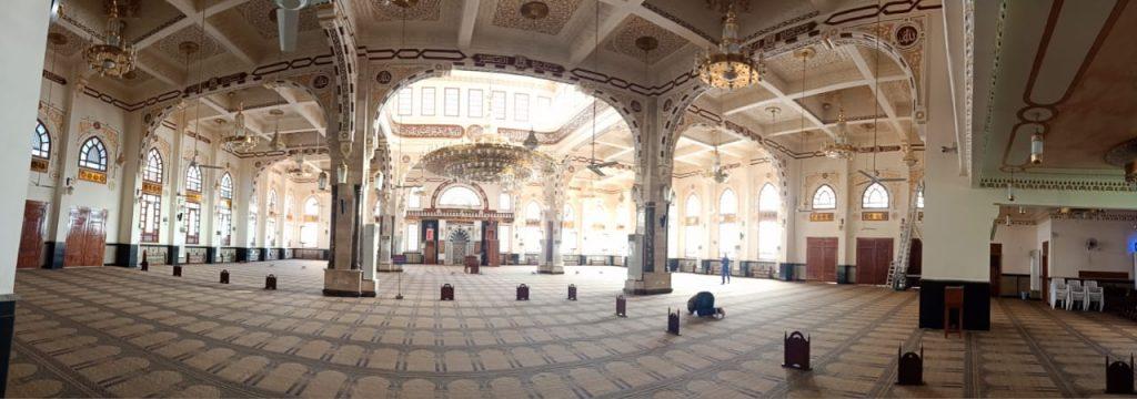 Duiken Hurghada Seagate, El Mina Moskee in Hurghada