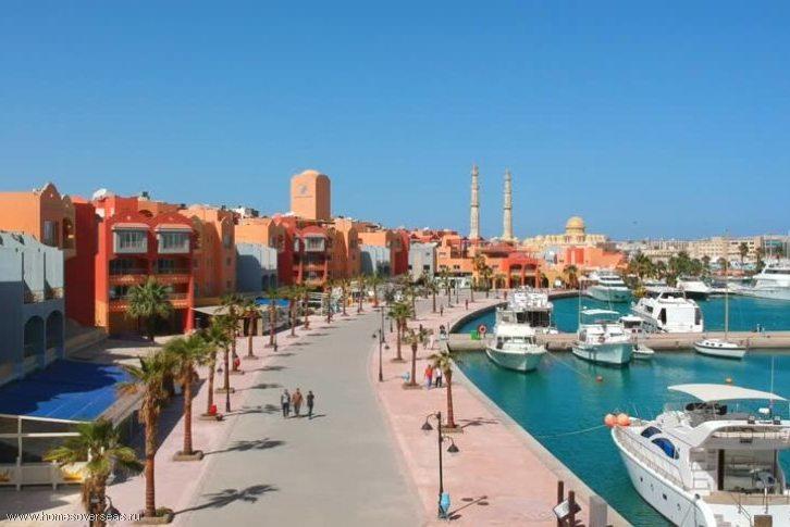 Duiken Hurghada Seagate, activiteiten in Hurghada, The New Marina
