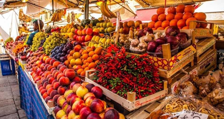 Duiken Hurghada Seagate, fruitmarkt in Dahar, winkelen in Hurghada