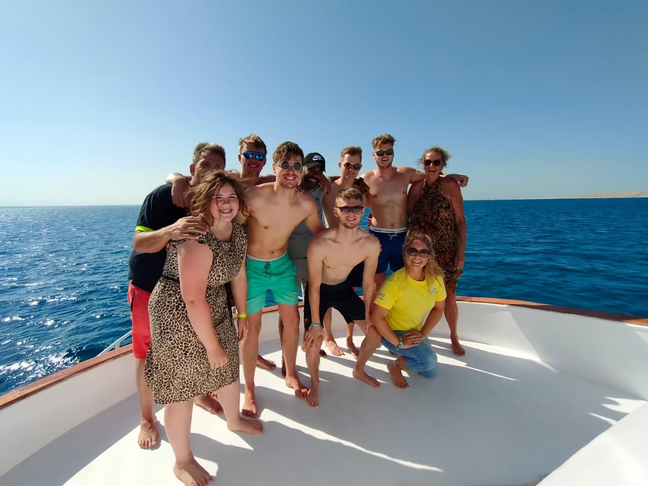 Dag duiken bij Duiken Hurghada Seagate