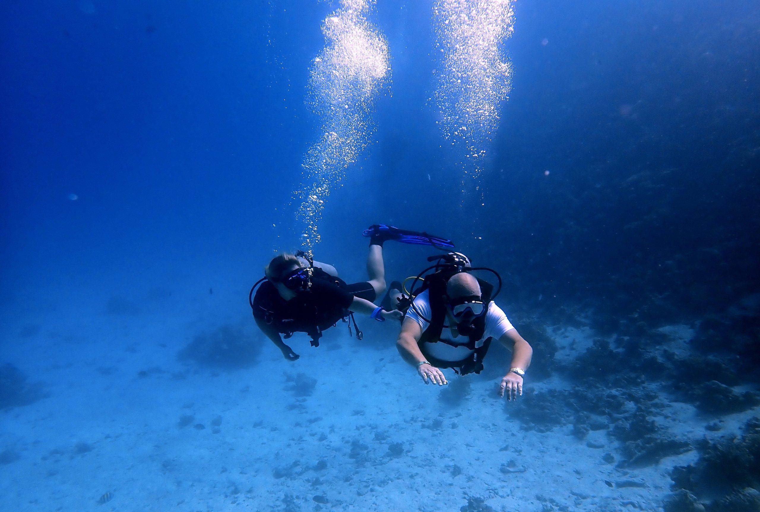Introductieduik in Hurghada, Duiken Hurghada Seagate