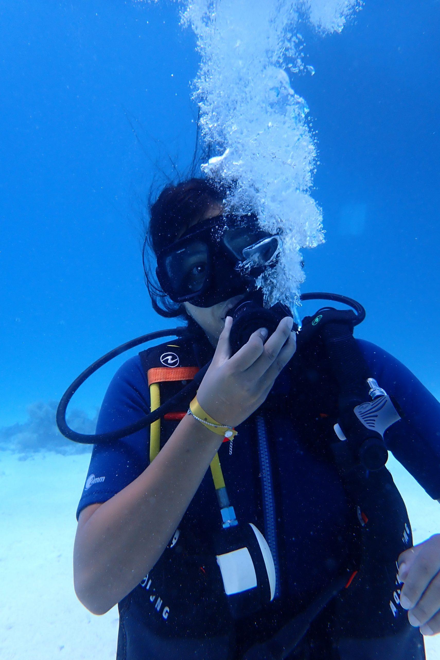 Open Water Cursus in Hurghada