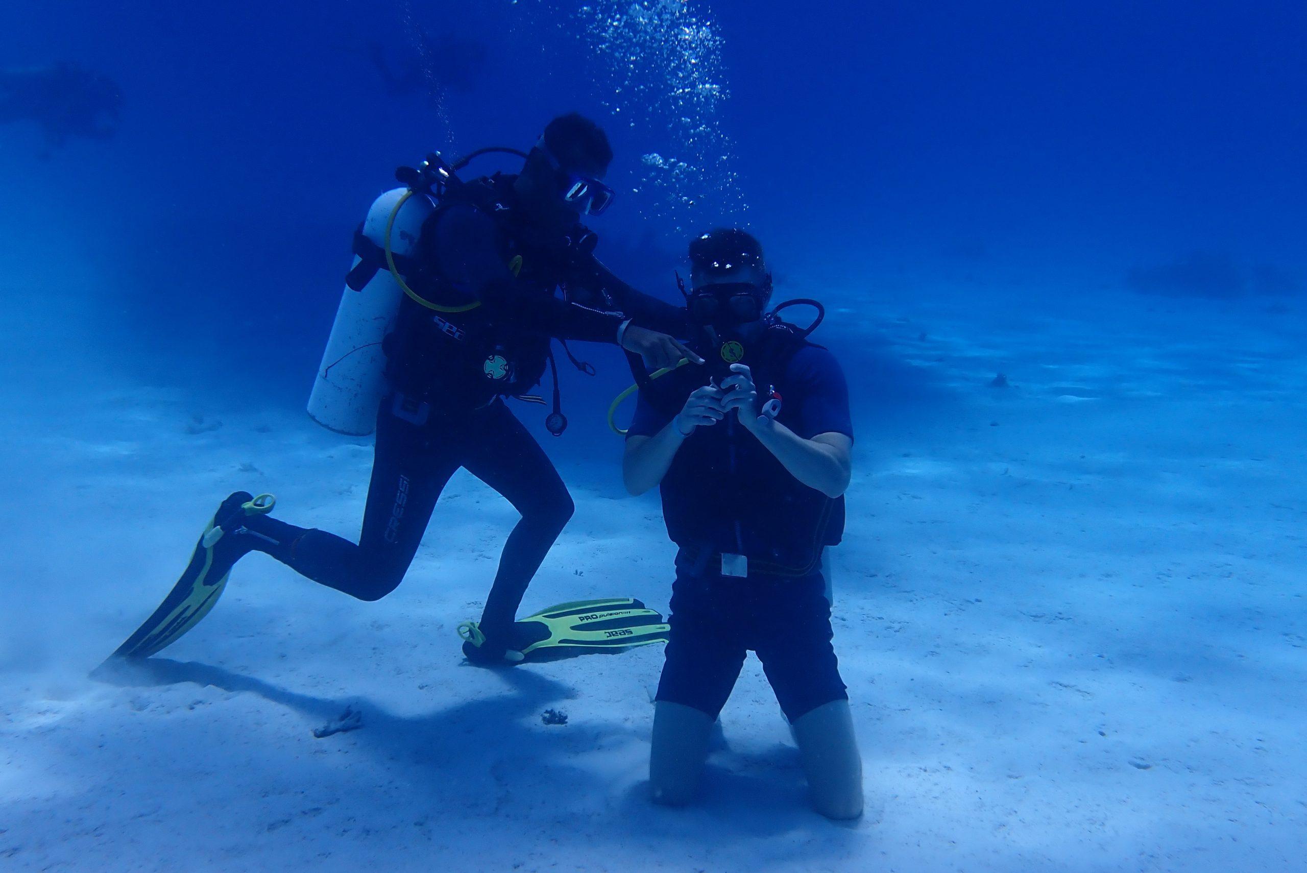 Open Water Duikcursus in Hurghada