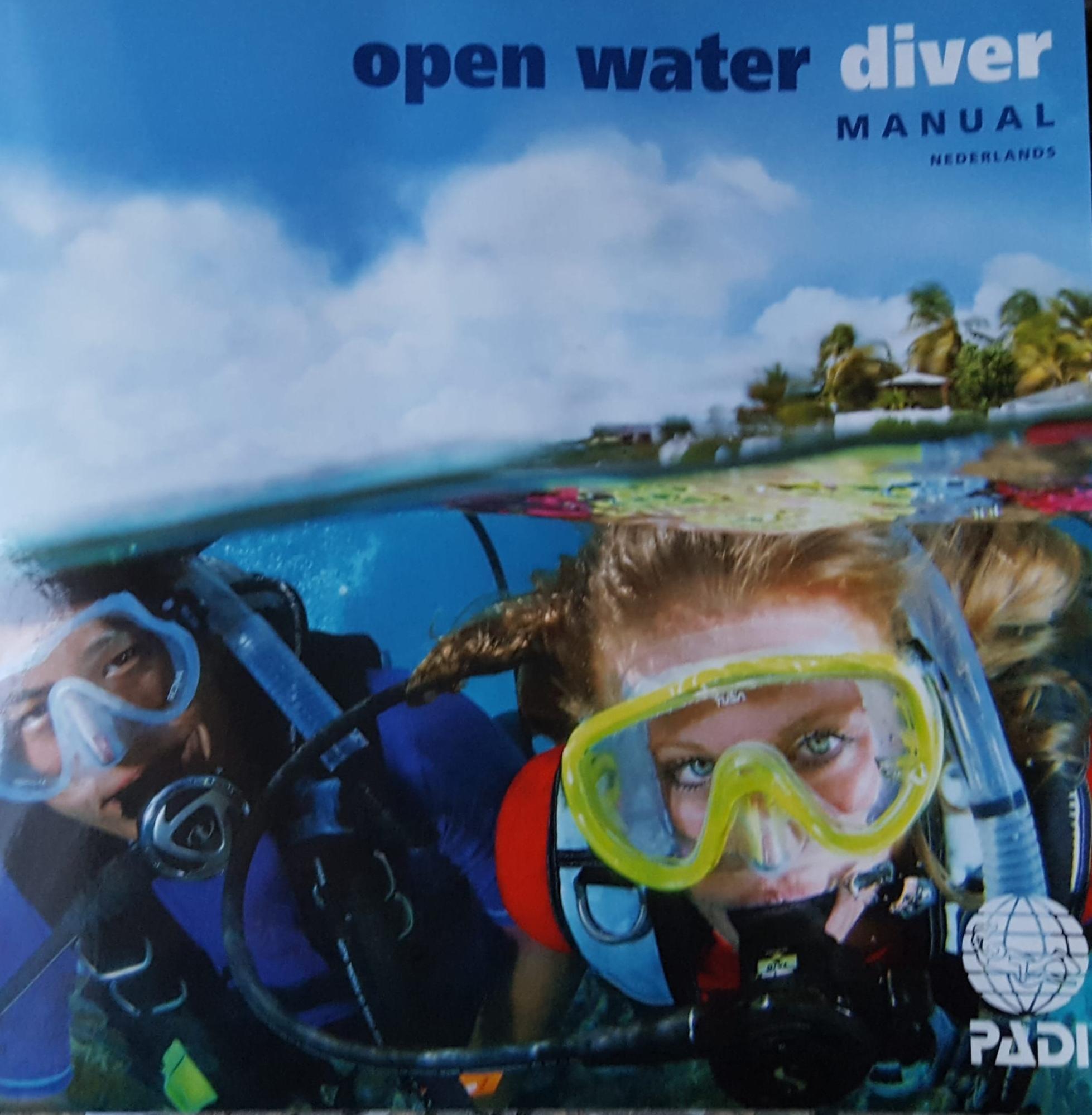 Padi Open Water Duikcursus in Hurghada